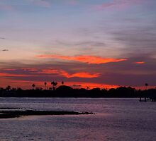 Tantalizing sunset by ♥⊱ B. Randi Bailey