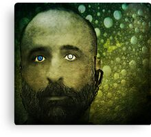 How can I expand in the face of my fears when I realize whom I've become? Canvas Print