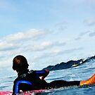 Fijian Surfer by Luke Donegan