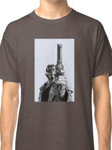 Hellboy - Clint Eastwood Pose Classic T-Shirt