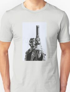 Hellboy - Clint Eastwood Pose T-Shirt