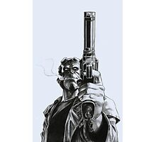 Hellboy - Clint Eastwood Pose Photographic Print