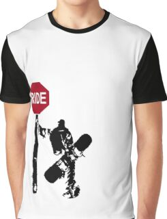 snowboard : directions? Graphic T-Shirt