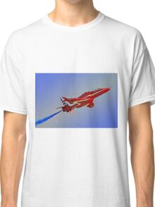 The Red Arrows Duxford 4 Classic T-Shirt
