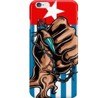Freedom West Papua Morning Star Flag iPhone Case/Skin