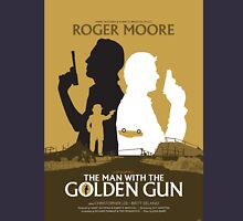 The Man with the Golden Gun - Movie Poster Unisex T-Shirt