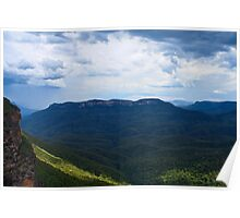 Stormy Mount Solitary Poster