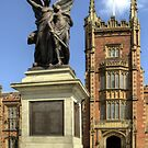 Queen's University Belfast by Victoria limerick
