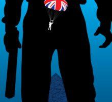 The Spy Who Loved Me - Movie Poster Sticker