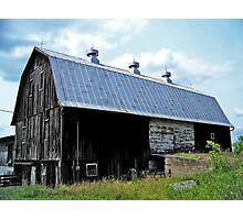 Barn In The Country Photographic Print