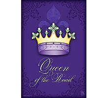 Queen of the Road Photographic Print