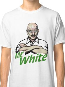 Mr. White Classic T-Shirt