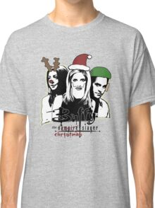 Buffy the Christmas Slayer! Classic T-Shirt