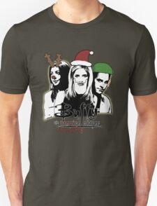 Buffy the Christmas Slayer! T-Shirt