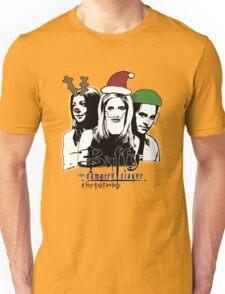 Buffy the Christmas Slayer! Unisex T-Shirt