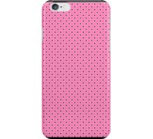 Dotty Pink iPhone Case iPhone Case/Skin