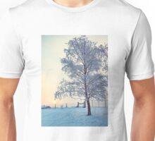 Northern Ireland Farm Sunset Unisex T-Shirt