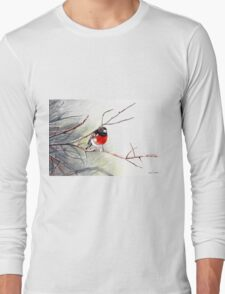 Little Red Robin T-Shirt