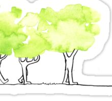 Treetrip Sticker