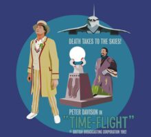 Doctor Who - Time Flight by Tim Foley