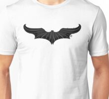 The Bat-Stache Unisex T-Shirt