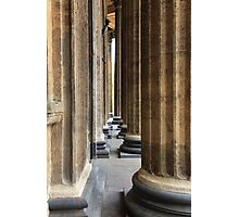 colonnade  Photographic Print