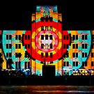 MUSEUM OF MODERN ART | SYDNEY VIVID FESTIVAL by Bryan Freeman