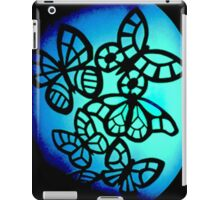 Blue Fantasy Butterfly iPad Case/Skin