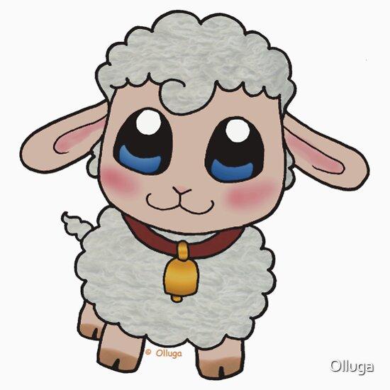 Similiar Cute Baby Lamb Drawing Keywords