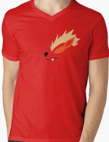Arcanine! Mens V-Neck T-Shirt