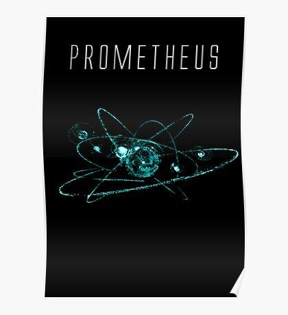 Prometheus teeshirt/Print Poster