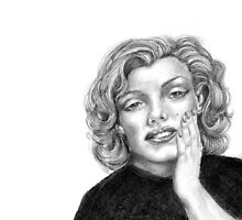 Marilyn by Alma Lee
