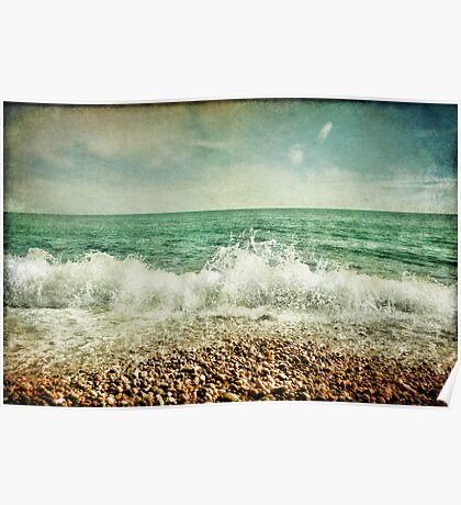 Beside the sea V Poster
