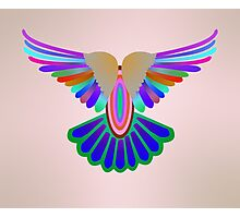 Wings Lets Fly Photographic Print