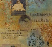 Do Not Stand at My Grave and Weep by Leila A. Fortier