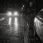 Rainy Amsterdam by Pim Kops