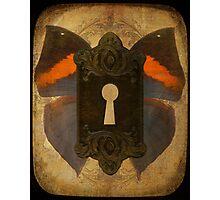 Locks & Butterfly Keys 4 Photographic Print
