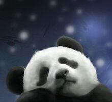 Sleeping Panda by GosiaOwczarz