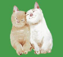 Cats Kids Tee