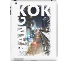 Bangkok Skytrain iPad Case/Skin