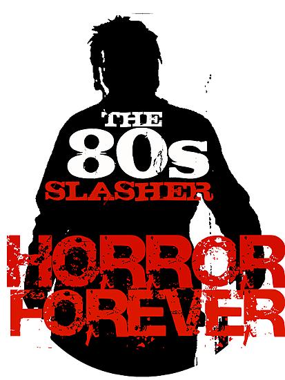 The 80s Slasher by Luke Kegley