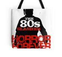 The 80s Slasher Tote Bag