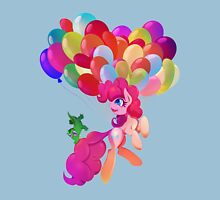 Pinkie Pie - Reach the Sky [without BG] Unisex T-Shirt