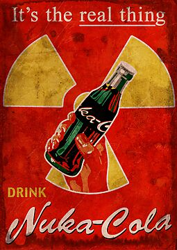 Drink Nuka Cola by SJ-Graphics