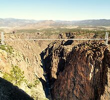 Royal Gorge Bridge by BarbL