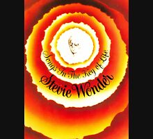Songs In The key Of Life stevie wonder Tour RBB01 Unisex T-Shirt