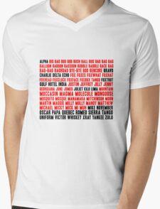 B is not Bag Mens V-Neck T-Shirt