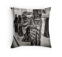 Paris 502 Throw Pillow