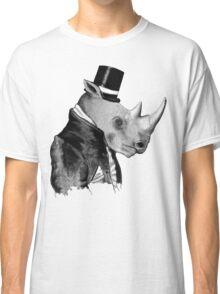 Richard R. Hornwood (Gentleman Rhino) Classic T-Shirt