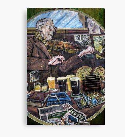 Maddens Bar Belfast Canvas Print